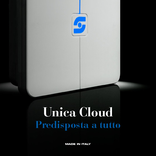 UNICA CLOUD, predisposta a tutto